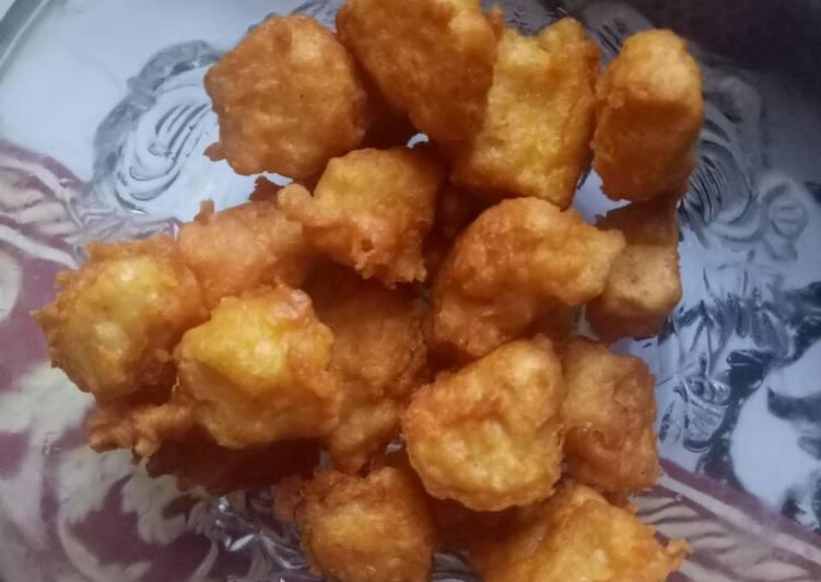Popcorn Ayam Super Simple #widadmasak