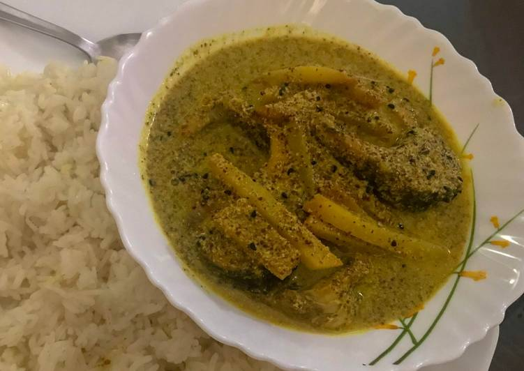 How To Handle Every Bengali Style - Fish Curry