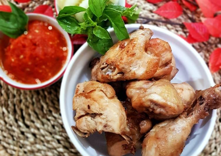 Resep Ayam Pop enak