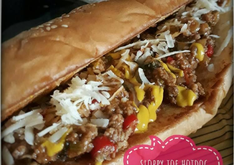Sloppy Joe Hotdog 🌭