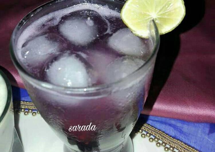 Recipe of Super Quick Homemade Grapes black beauty