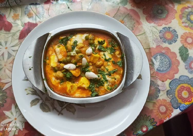 Makhana curry