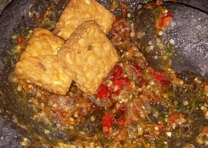 Resep Sambel brambang (bawang merah), Bikin Ngiler