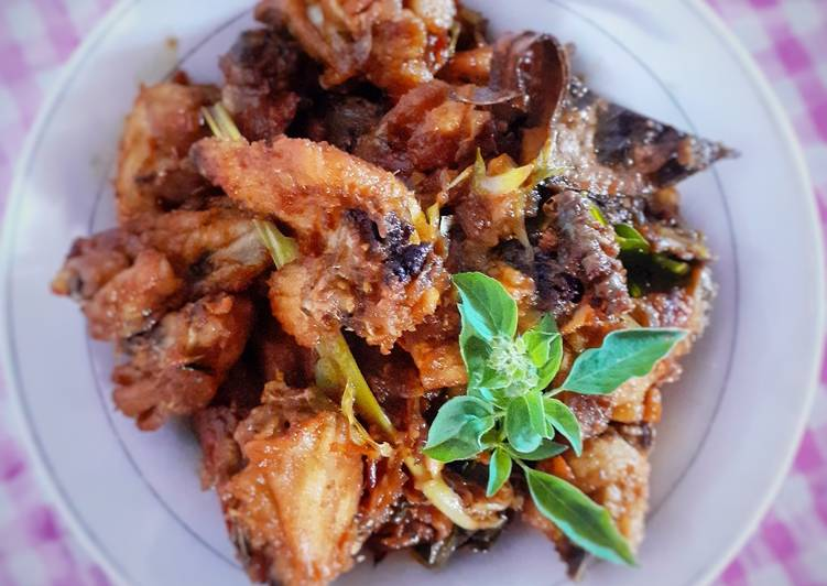 Ayam Goreng Garo Rica
