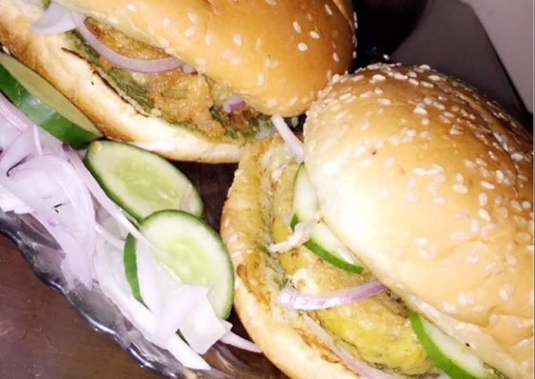 Street style bun kababs