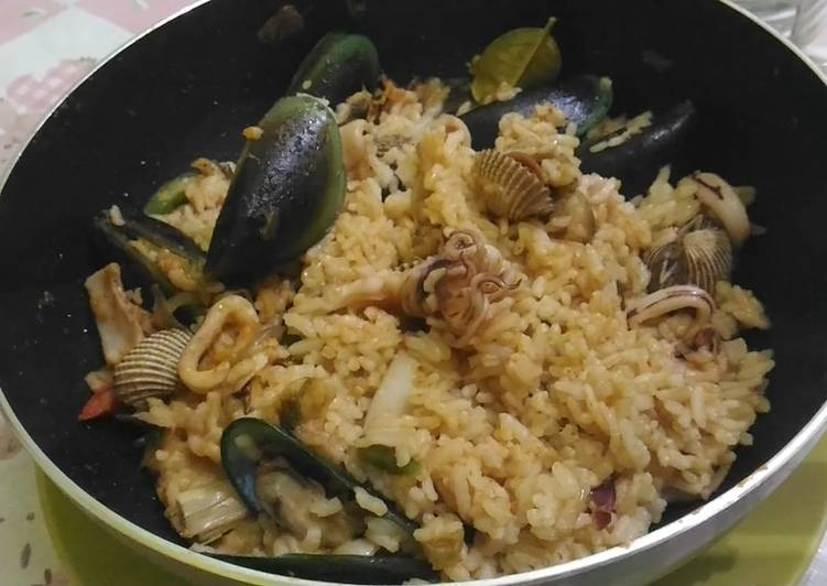 Liwet Seafood