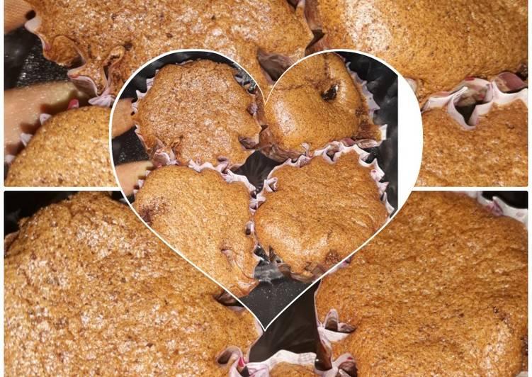 Oat Brownies Cruncy.. no sugar.. free gluten (cemilan diet)