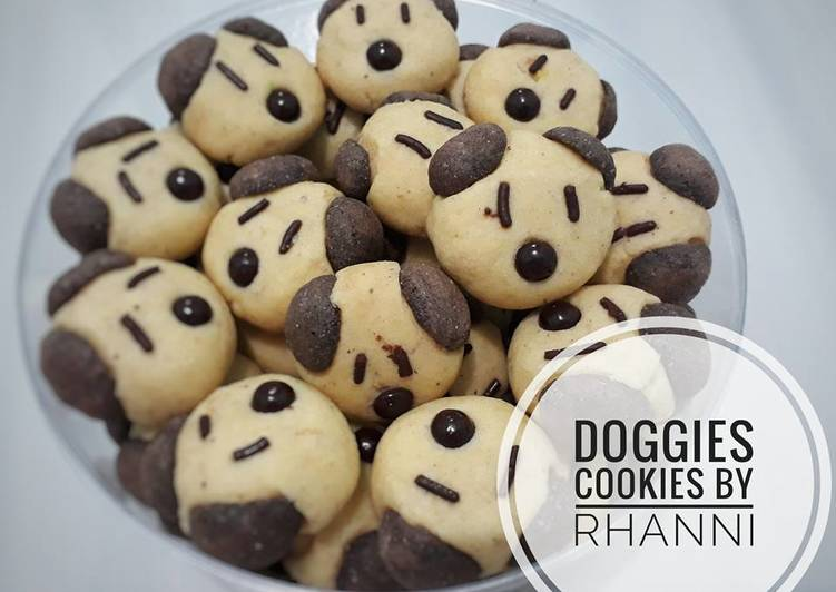 Doggies Cookies - cookandrecipe.com