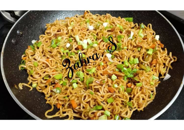 Having This 10 Superfoods Is A Good Way For Your Health, Chowmein