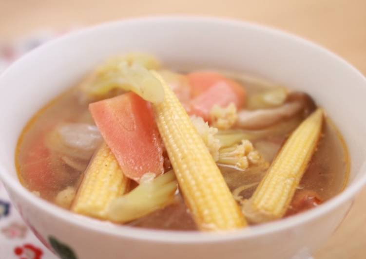 Vegetables stew, Help Your Heart with Food