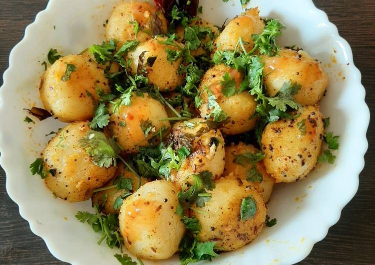 5 Minute Recipe of Quick Suji balls