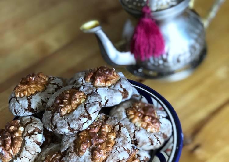 Biscuit aux cacahuetes/sésame/noix