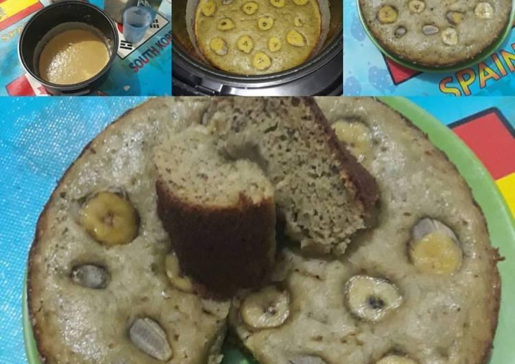 Banana bread magicoom