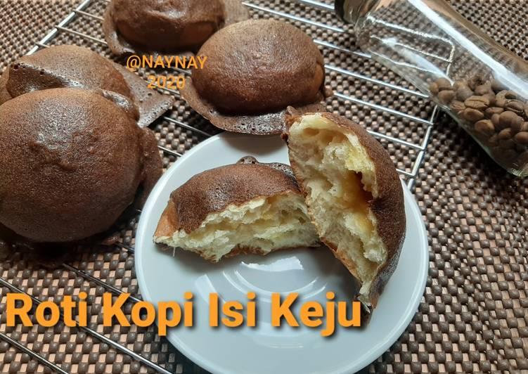 Roti Kopi Isi Keju