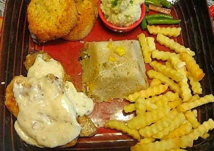 Recipe of Award-winning Tarragon Chicken