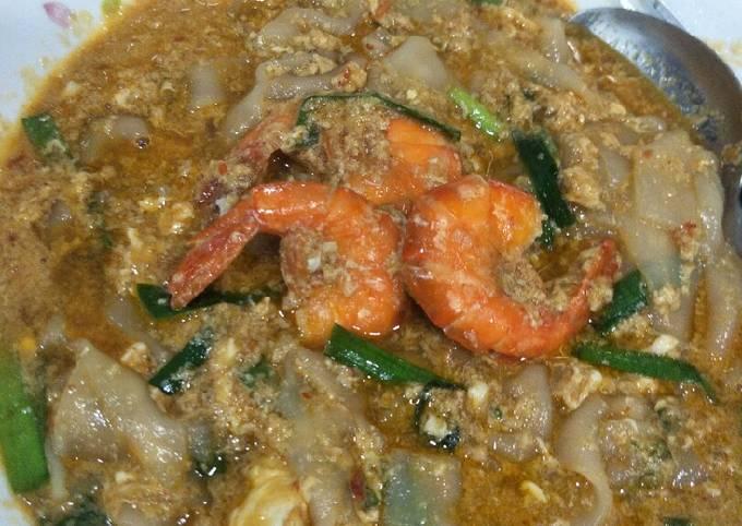 Char Kuey Teow Sempoi