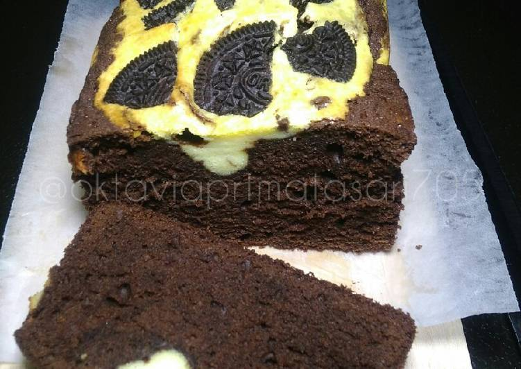 Cream chees brownies dcc #pr_browniesdcc