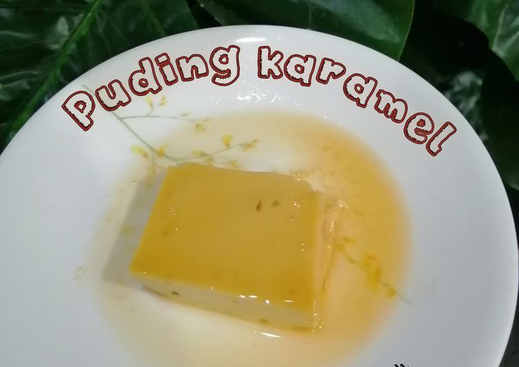 Puding Karamel - velavinkabakery.com