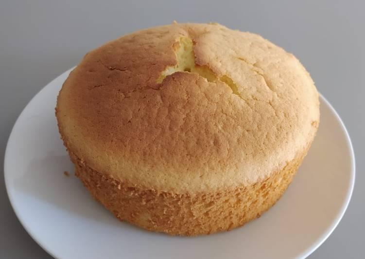 How to Prepare Yummy Lemon Sponge Cake