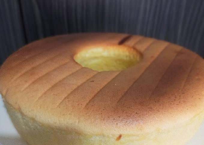 Japanese Cheese Cake Selembut Kapas