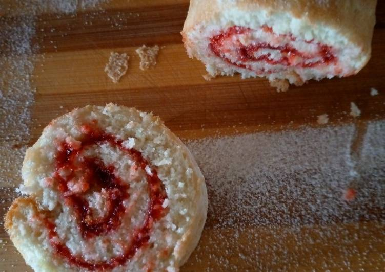 30+ Dinner Ideas Summer Nostalgic Swiss Roll Sponge
