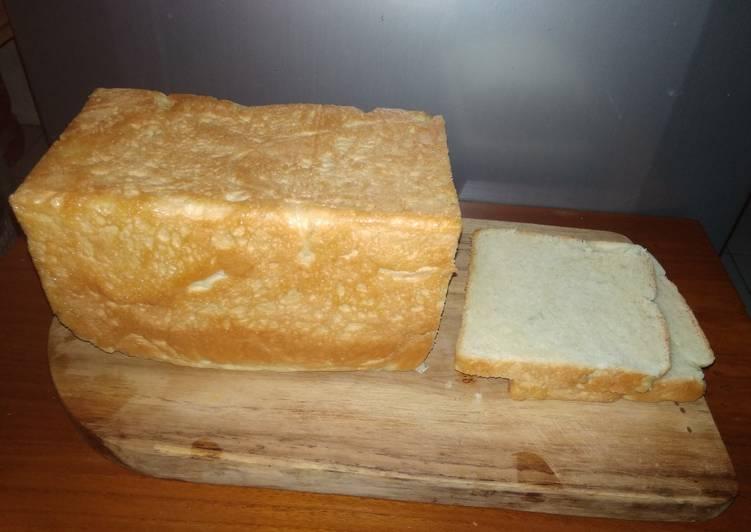 Roti Tawar Putih Lembut Enak