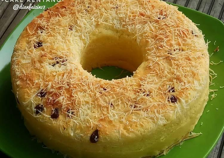 Resep Cake kentang (Potato cake) oleh Dian Rosdiana Lanesa - Cookpad