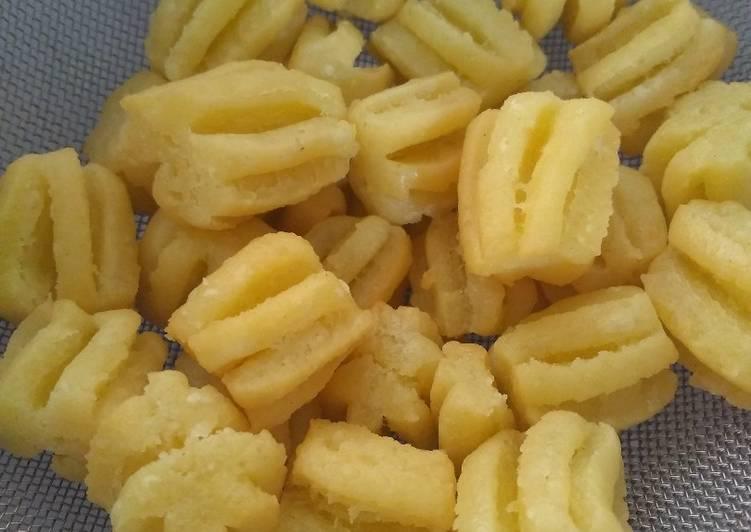 MPASI mini churros
