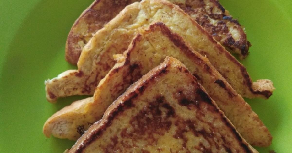 818 Resep French Toast Ala Rumahan Enak Dan Sederhana Ala Rumahan Cookpad