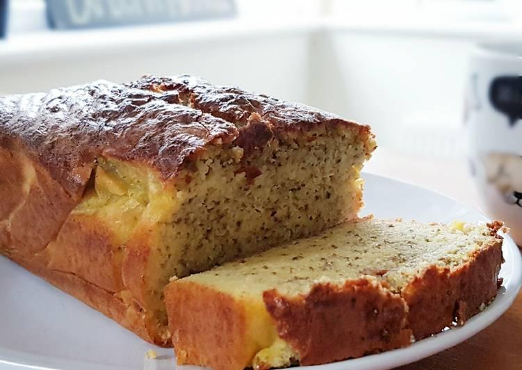 Keto Lemon Medeira Cake