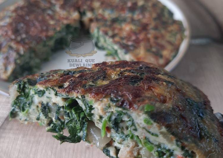 spinach-omelet