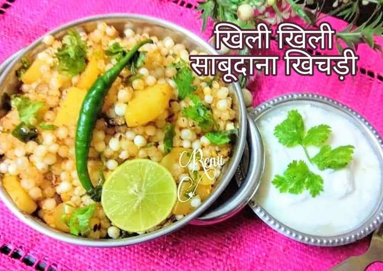Simple Way to Make Perfect Pearly Sago Pulav