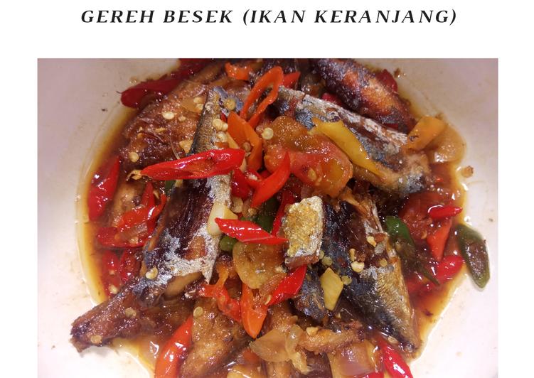 Resep Coan Coan Gereh Besek Ikan Keranjang Oleh Ika Pradipta Cookpad
