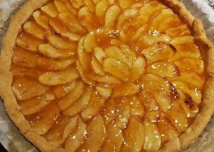 Tarte aux pommes /abricots