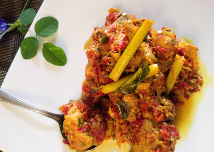 Cara Gampang Membuat Ayam Rica-Rica, Lezat Sekali