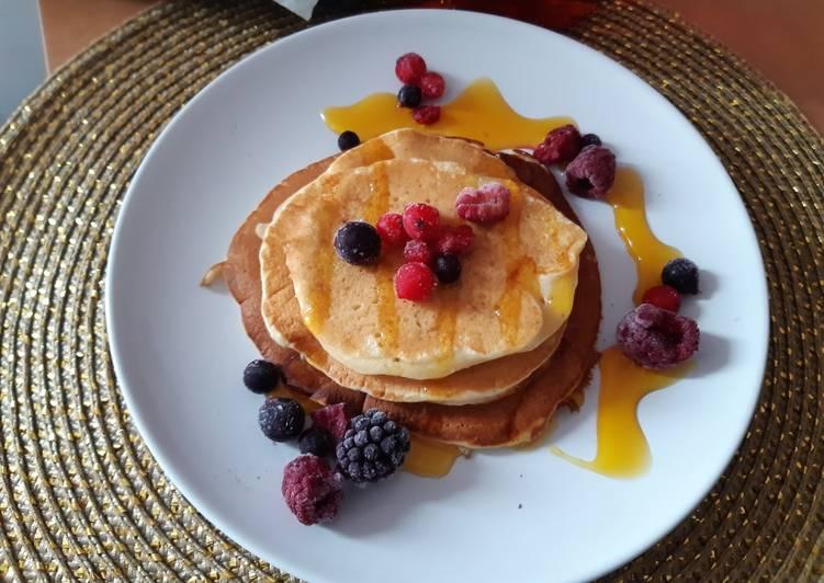 Pancakes P'pti déj ou brunch