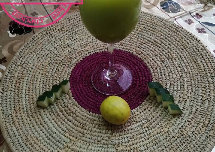Picking The Right Foods Can Help You Stay Fit As Well As Healthy Cucumber cooler(Mocktail)