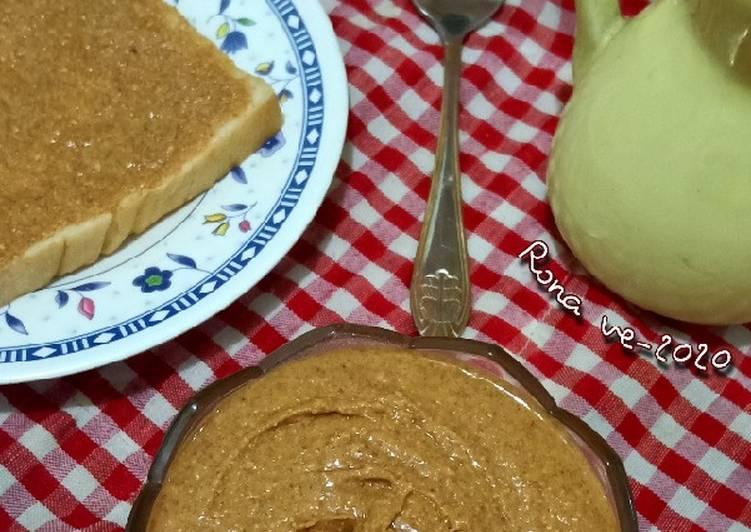 Selai kacang / peanut butter