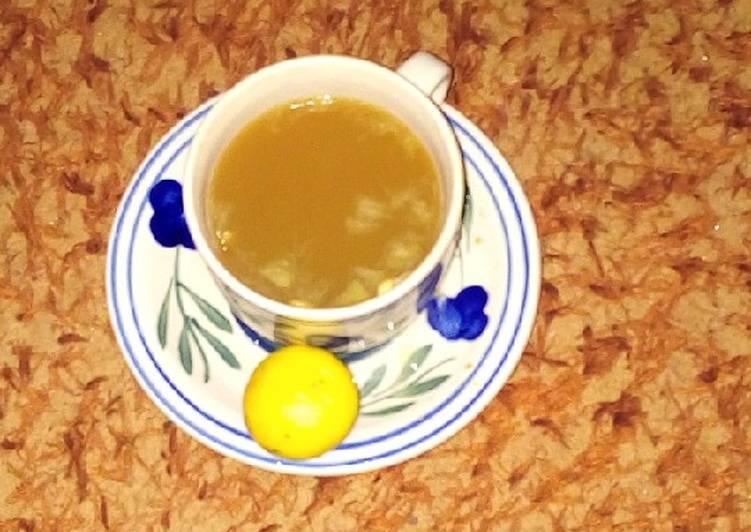 Recipe of Super Quick Homemade Green tea