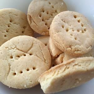 Bizcochitos fáciles libres de gluten
