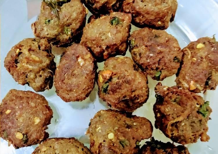 Beef Qeema kabab