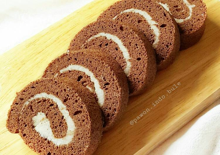 Simple Way to Prepare Award-winning Chocolate Roll Cake