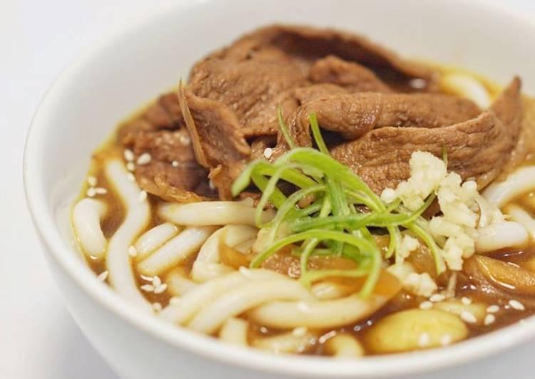 Curry Udon ala Marugame
