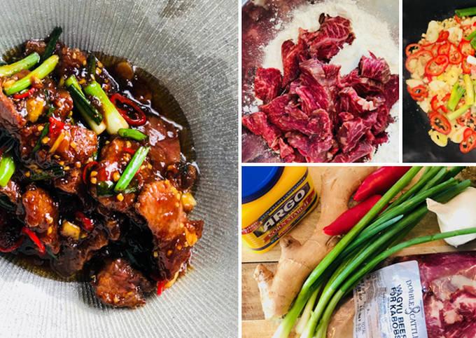 Fullblood Wagyu Mongolian Beef