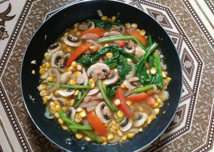 Cah Sayuran Kilat