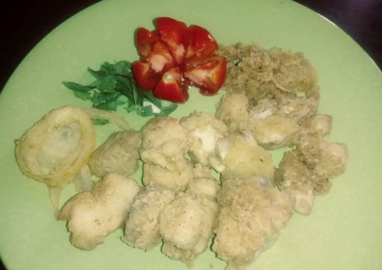 106. Kriuk Ayam goreng crispy...yummy