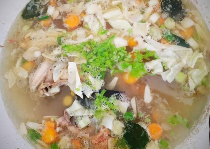 Sop Ayam Murce Seger