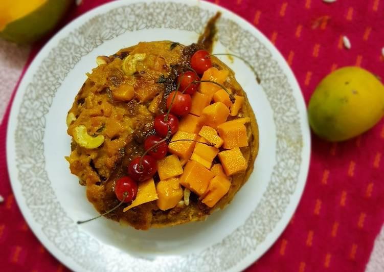 Steps to Prepare Favorite Mango Mania