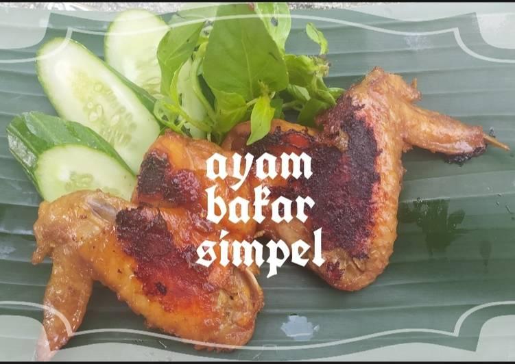 Ayam bakar simpel