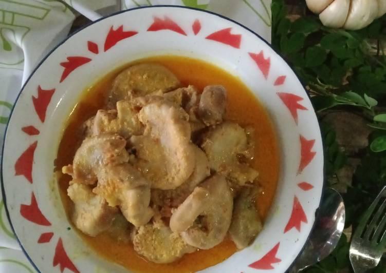 Resep Gulai Usus Khas Sumatra yang Lezat Sekali